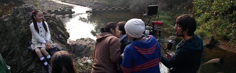 Behind the Scenes: Finding Bunny Girl shoot in Moganshan