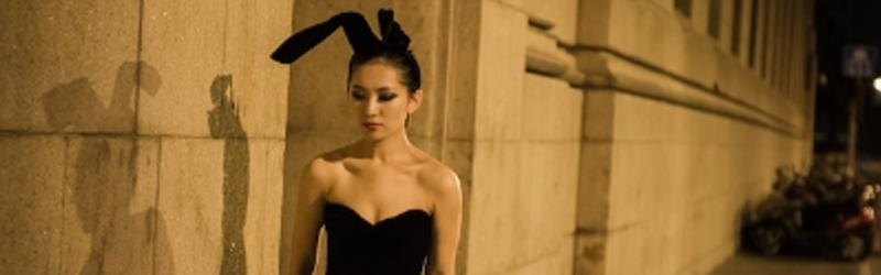 Finding Bunny Girl: Behind The Scenes on the Bund