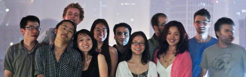 LPfilms Staff Dinner @ Mr. & Mrs. Bund 2011