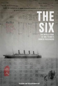The Six poster